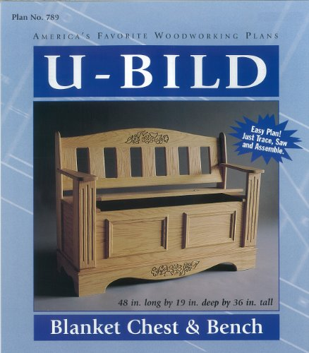U-Bild 789 Blanket Chest and Bench Project Plan
