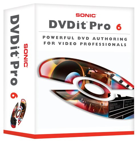 Sonic dvdit download.