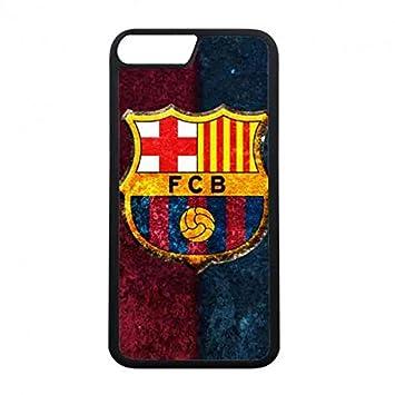 e95f14f2739 FC Barcelona Funda para Apple iPhone 7 Plus, Barca Logo móvil para Apple  iPhone 7 Plus, futbol club barcelona Logo móvil para Apple iPhone 7 Plus:  ...