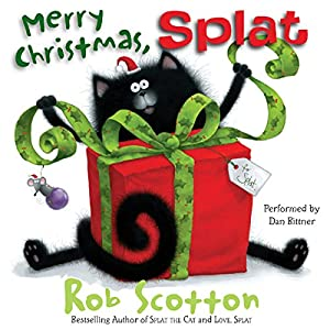Merry Christmas, Splat Audiobook