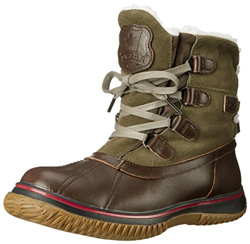 Taupe Iceland femme Boots Pajar Marron xOv0wR