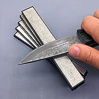 Kitchen Knife Edge Sharpening System Diamond Whetstone Grinding Stone For Sharpener