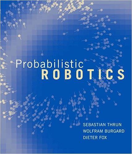 Book Probabilistic Robotics (Intelligent Robotics and Autonomous Agents series)