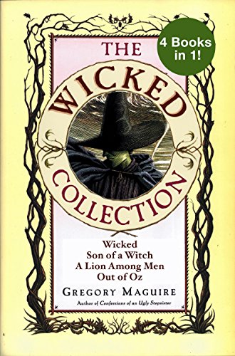 The Wicked Years Complete Collection: Wicked, Son of a Witch, A Lion Among Men, and Out of Oz (eBook Bundle) -