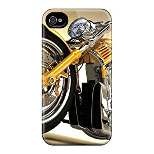 Hot Motorcycle 3d First Grade Tpu Phone Cases For Iphone 6 Plus Cases Covers