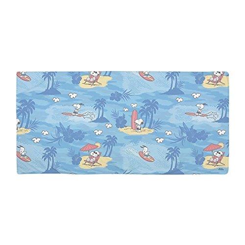 CafePress Snoopy Scenes Large Beach Towel, Soft 30