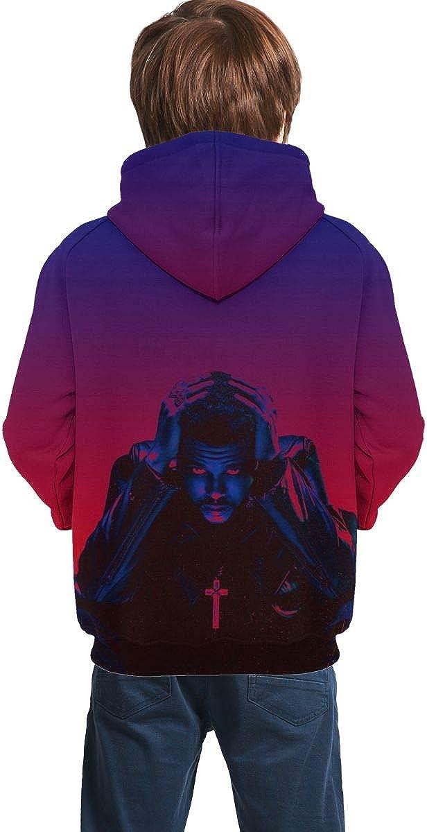 QJQQJJIN Youth Juice Wrld Hoodies Unisex 3D Novelty Whim Sweatshirt Pockets Pullover