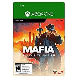 Mafia Definitive Edition - Xbox One [Digital Code]