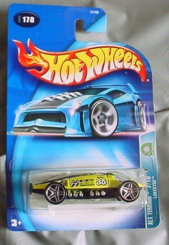 Hot Wheels 2003 Alt Terrain Lakester 7//10 #178 YELLOW Mattel SG/_B000REYFVO/_US