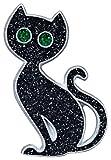 Miles Kimball Black Cat Tac Pin
