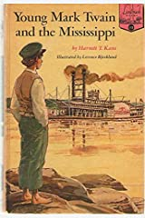 Young Mark Twain and the Mississippi (Landmark Books #113) Hardcover