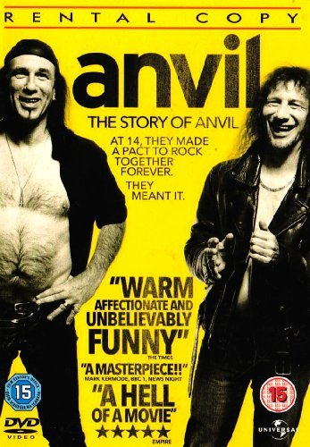 Anvil! The Story Of Anvil [Import anglais]