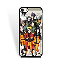 National Ipod Touch 6th Generation Case, Hard Plastic Ipod Touch 6th Generation Case, Individual Luxury Naruto Photo Case for Women Fans