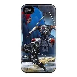 GbD1460XnnR Abrahamcc G.i. Joes Durable Iphone 4/4s Tpu Flexible Soft Case