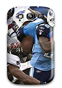 Awesome Case Cover/galaxy S3 Defender Case Cover(tennessee Titans K ) by icecream design
