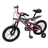 Bicicleta Mercurio Xpert R16 Doble Suspensión