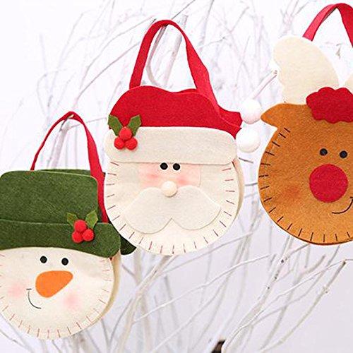 Árboles Para De Niños Decoración Style 3 Regalo Bolsa Dulces Navidad Almacenamiento Santa Bigboba 8zOwqn