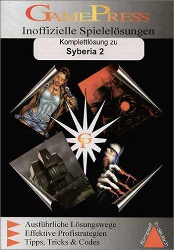 Syberia 2 (Lösungsbuch)