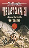 The Last Campaign, Tim Champlin, 0843955104
