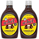 FOX'S U-BET, SYRUP,CHOCOLATE U-BET 22 OZ