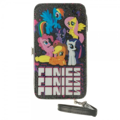 My LIttle Pony Universal Phone Hinge Wallet