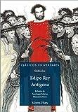 Edipo Rey, Antígona, ESO. Auxiliar (Clásicos Universales) - 9788468206875