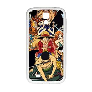 Happy Anime One Piece Cell Phone Case for Samsung Galaxy S4