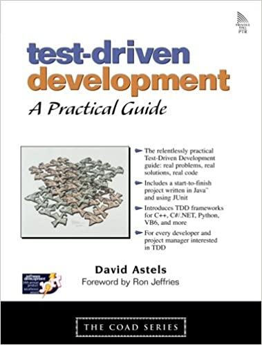 Test driven development a practical guide a practical guide david test driven development a practical guide a practical guide 1st edition fandeluxe Images