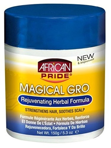 African Pride Ap - Ap Magical Gro Rejuvenating Herbal Formula 5.3oz by AFRICAN PRIDE