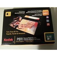 Kodak P811 DARK PURPLE Personal Photo & Negative Scanner