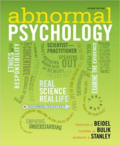 Amazon abnormal psychology 2nd edition 9780205205011 abnormal psychology 2nd edition 2nd edition fandeluxe Choice Image