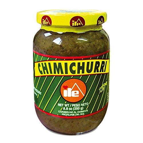 ILE Chimichurri - 12 Paquetes de 250 gr - Total: 3 kg: Amazon.es: Alimentación y bebidas