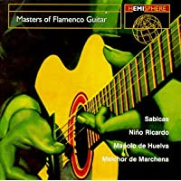 Masters of Flamenco Guitar / Various