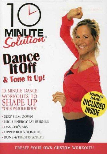10 Minute Solution Dance It Off & Tone It Up Jennifer Galardi Andrea Ambandos 3342448 Fitness/Self-Help