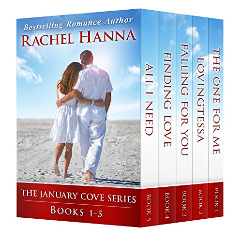 The January Cove Series: Books 1-5 - Cove Series
