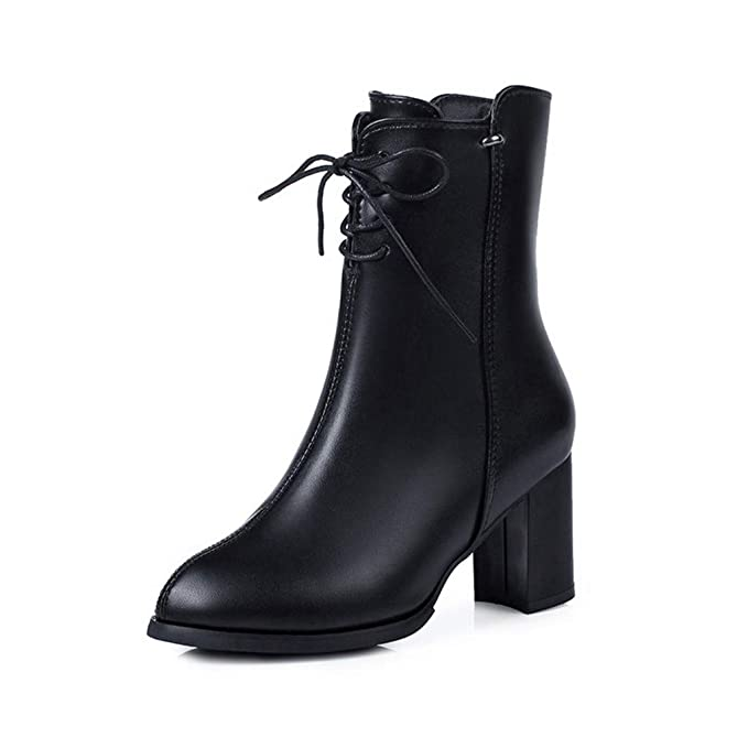 Sizes 6-12 /& 1 Pair of Socks Buckler BSH006BK Safety Dealer Boots Black