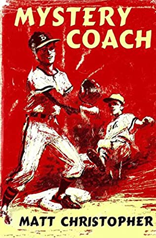 book cover of Mystery Coach