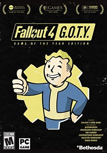 Fallout 4 Game of The Year Edition - PC -