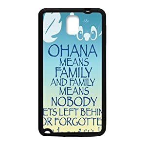 OHANA Family Cell Phone Case for Samsung Galaxy Note3