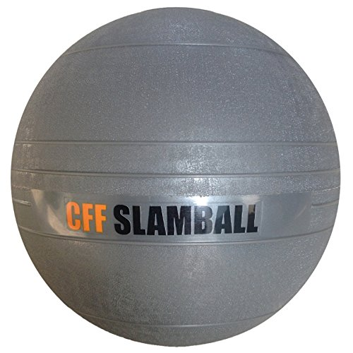 CFF Slam Ball - Medicine Ball - 20 lbs - Non- Bounce Slammer