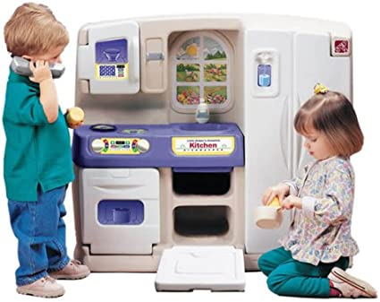 Amazon.com: Step2 Little Helper\'s Complete Kitchen: Toys & Games