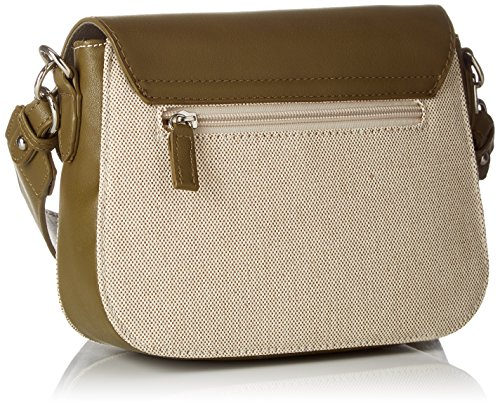 Bandoulière khaki Jones Vert Cm3744 Sac David p8Uxnfq