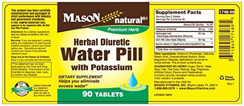 Mason Natural Natural Water Pill