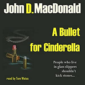 A Bullet for Cinderella Audiobook