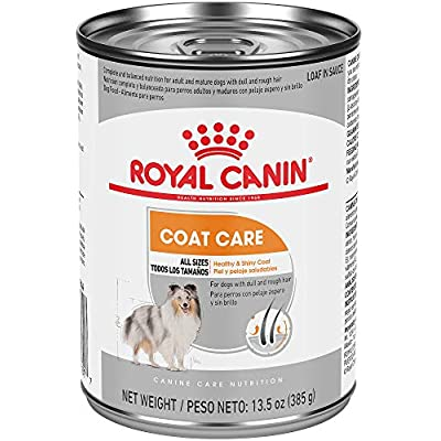 Royal Canin Canine Care Nutrition Coat Care Wet Dog Food