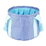 George Jimmy Foldable Wash Basin, Portable Water Fishing Bucket For Camping/Travel-01