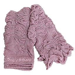 Baby Toddler Girls Designer Pink Sparkle Leg Warmers Socks
