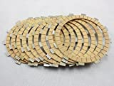 Motorcycle Parts High Quality Gold Clutch Friction Plate Discs Kit Fit For 2004 2005 2006 Yamaha R1