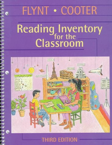 Download Flynt-Cooter Reading Inventory for the Classroom Text fb2 book