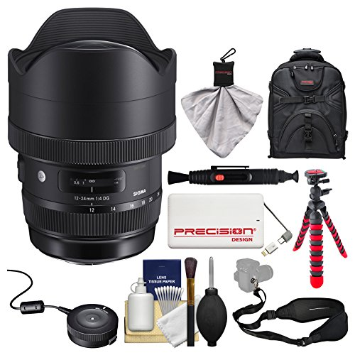 Sigma 12-24mm f4 DG HSM Art for Canon EOS - 1